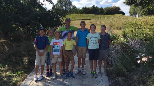 Golfclub Tuniberg Munzingen AK14 Jungen