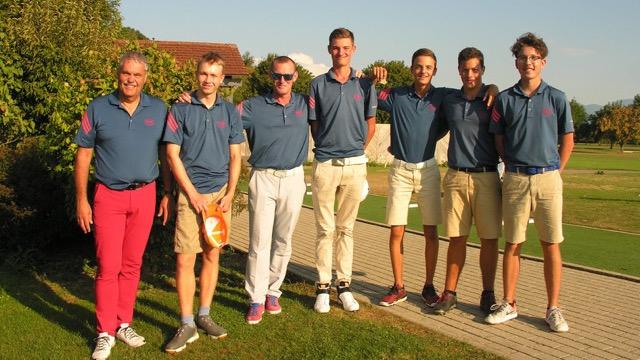 Golfclub Tuniberg Munzingen AK18-Jungen