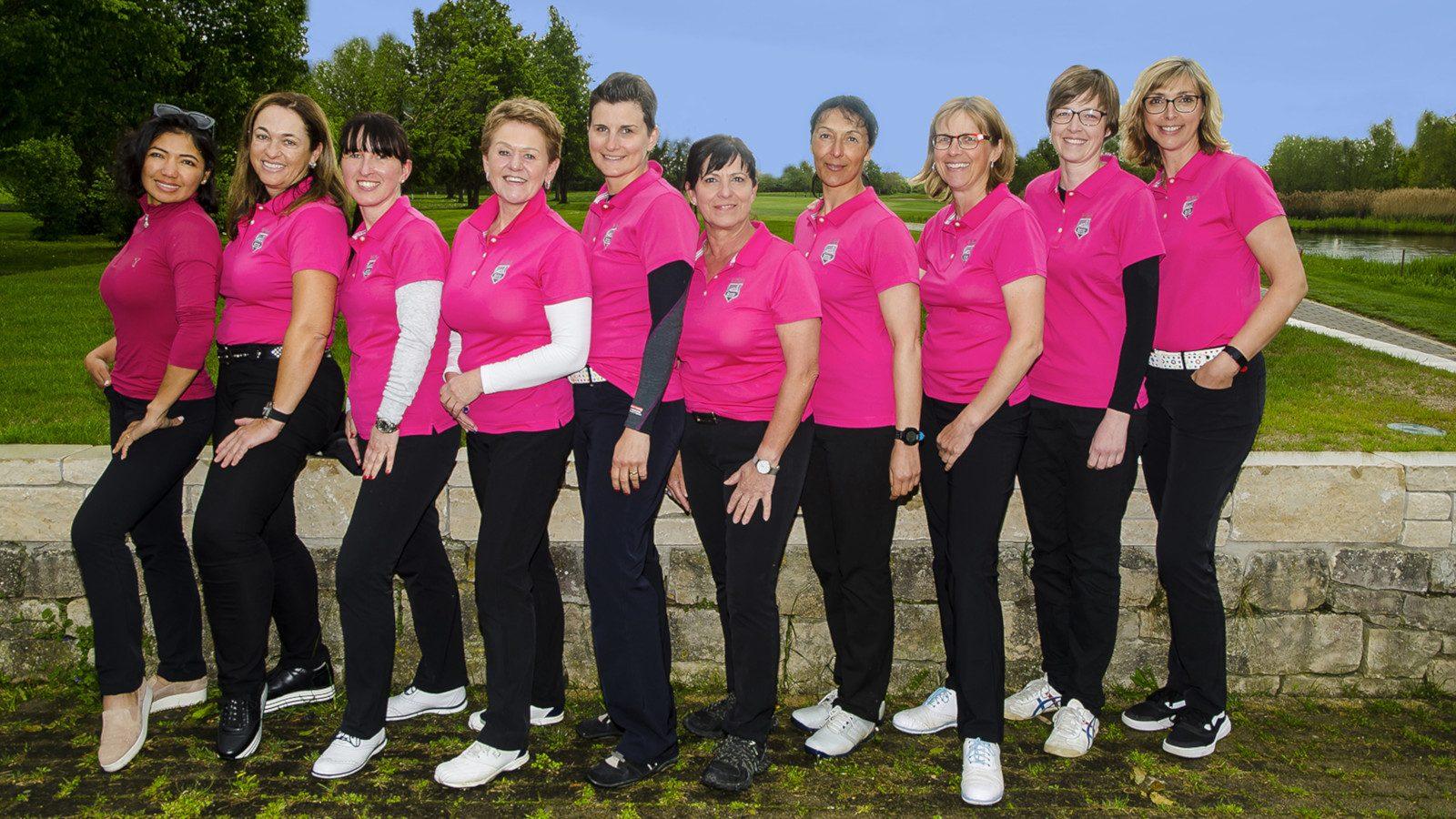 Golfclub Tuniberg Munzingen AK30 Damen