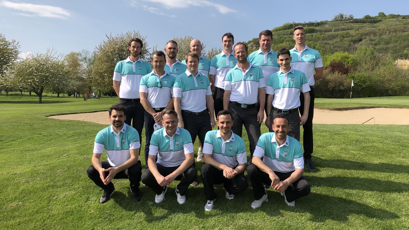Golfclub Tuniberg Munzingen AK30 Herren