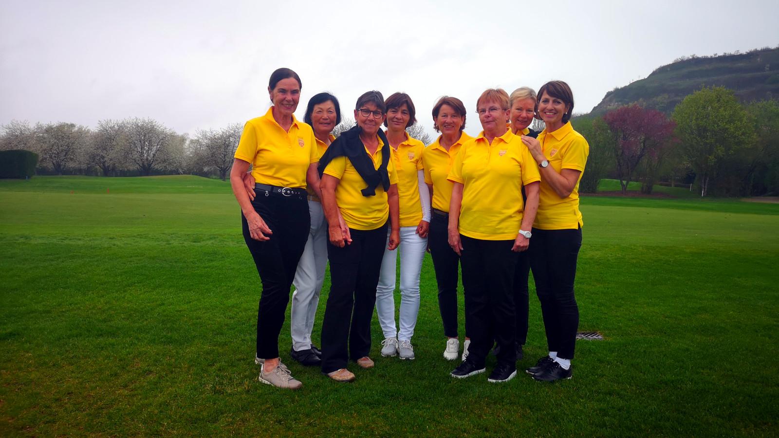 Golfclub Tuniberg Munzingen AK50-Damen
