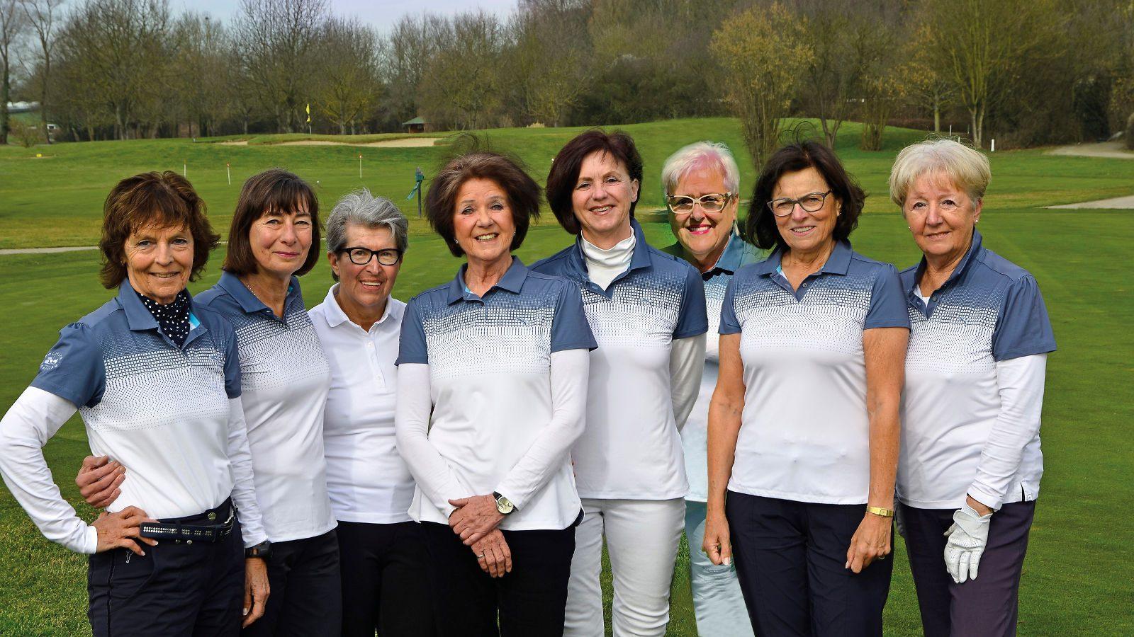 Golfclub Tuniberg Munzingen AK65 Damen 1