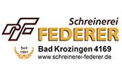 Golfclub Tuniberg Munzingen Sponsoren Schreinerei Federer
