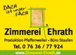 Golfclub Tuniberg Munzingen Sponsoren Zimmerei Ehrath