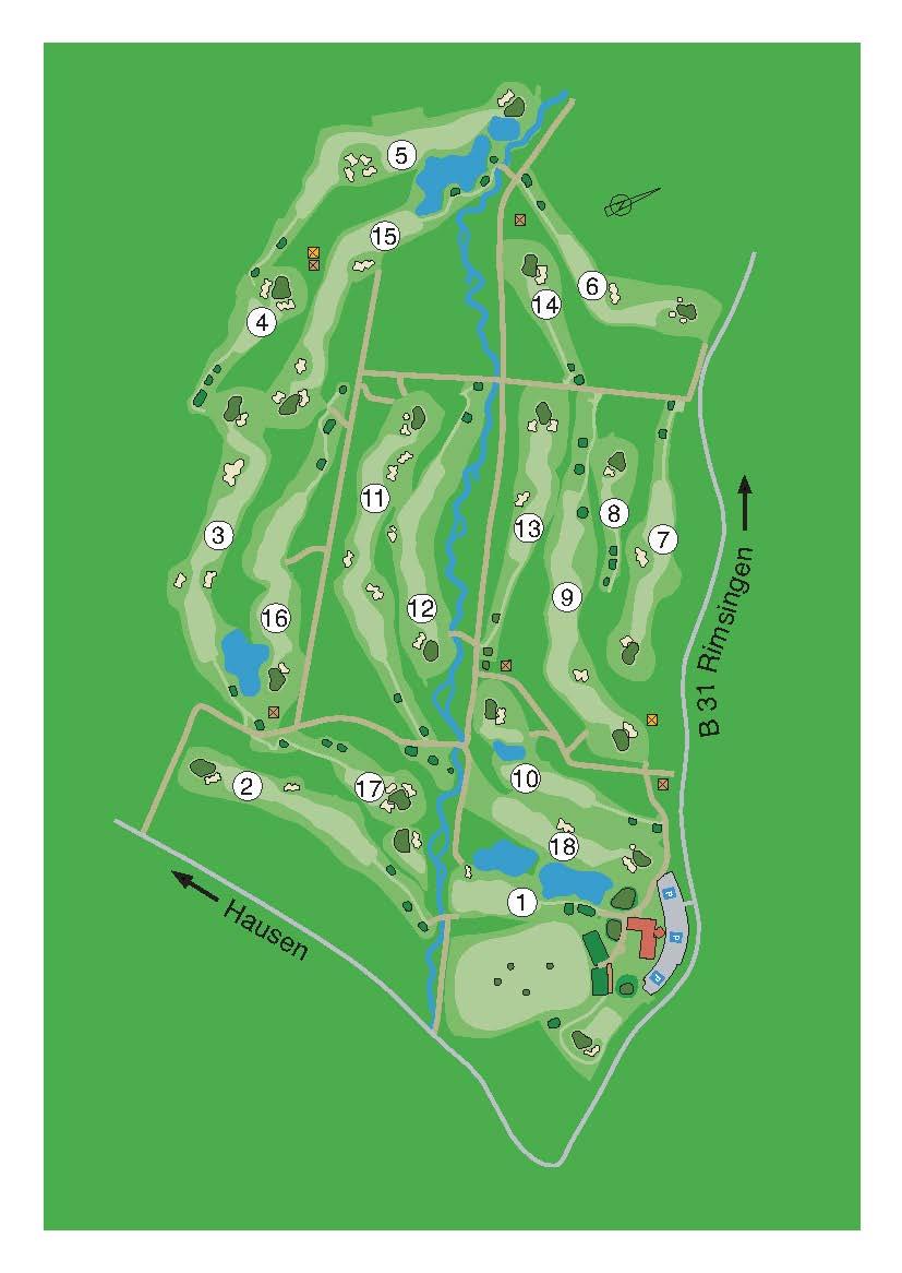 Golfclub Tuniberg Munzingen Birdie Book Seite 4