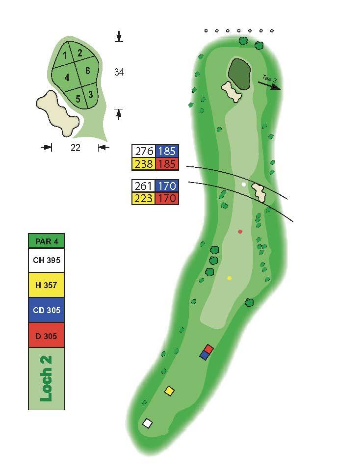 Golfclub Tuniberg Munzingen Birdie Book Seite 7