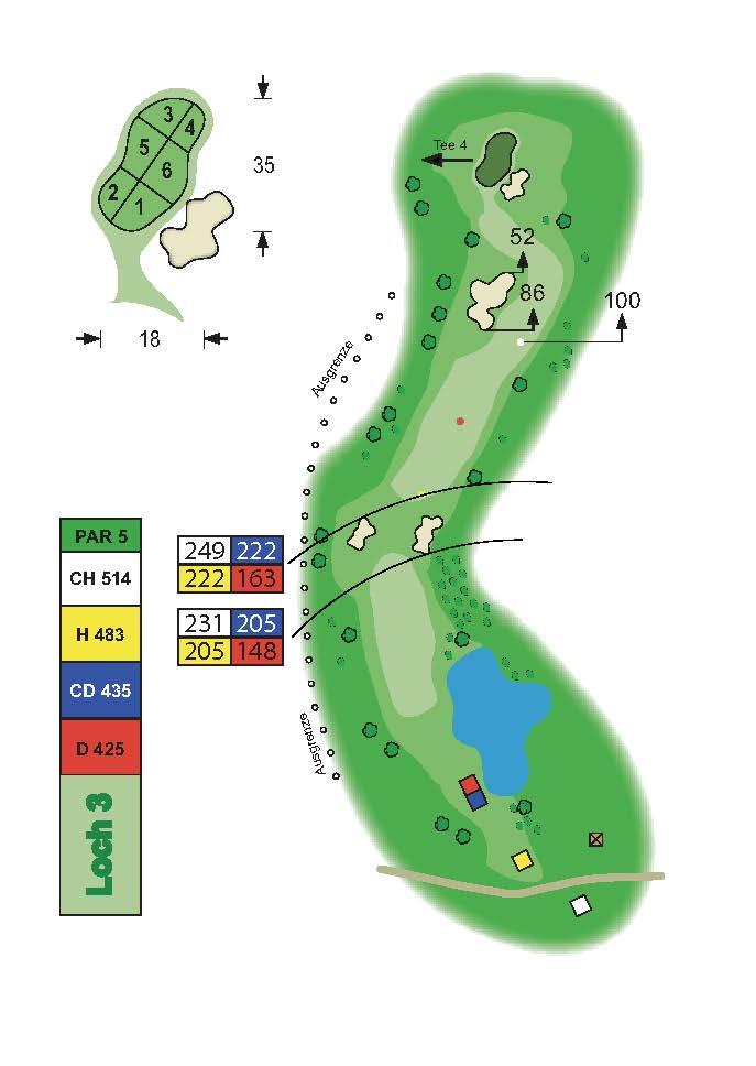 Golfclub Tuniberg Munzingen Birdie Book Seite 8