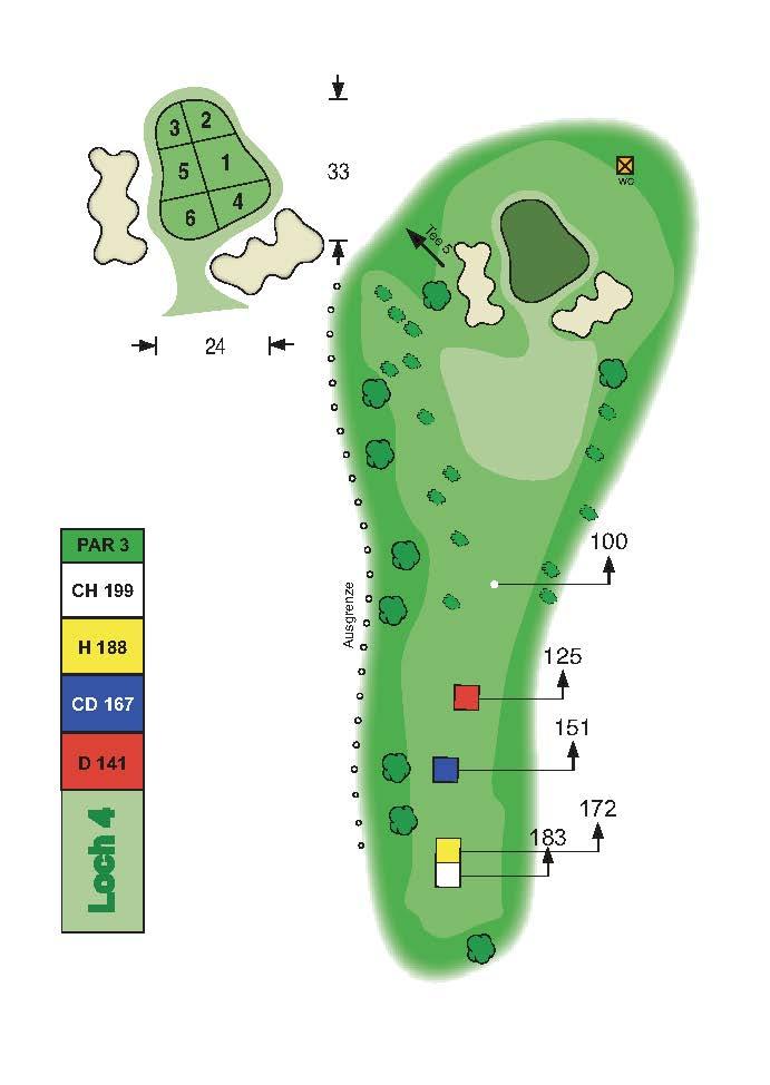 Golfclub Tuniberg Munzingen Birdie Book Seite 9