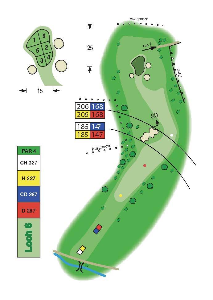 Golfclub Tuniberg Munzingen Birdie Book Seite 11