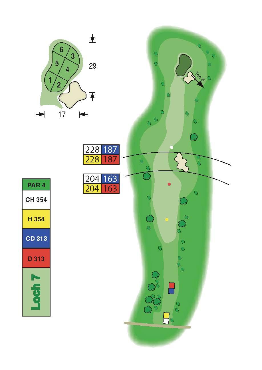 Golfclub Tuniberg Munzingen Birdie Book Seite 12