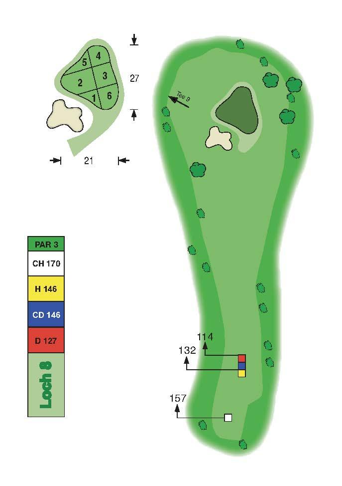 Golfclub Tuniberg Munzingen Birdie Book Seite 13