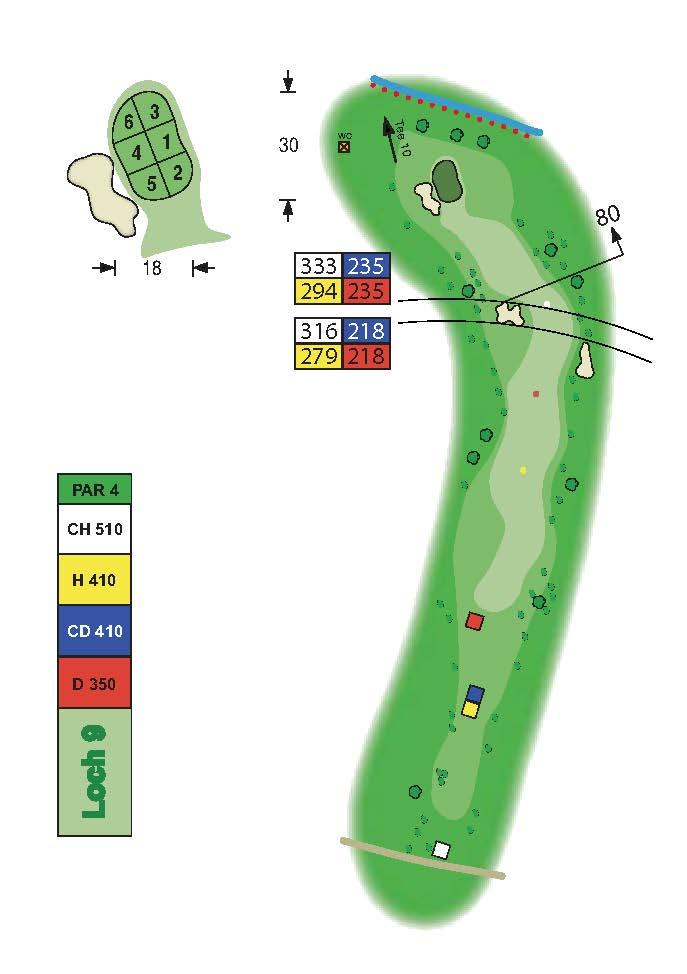 Golfclub Tuniberg Munzingen Birdie Book Seite 14