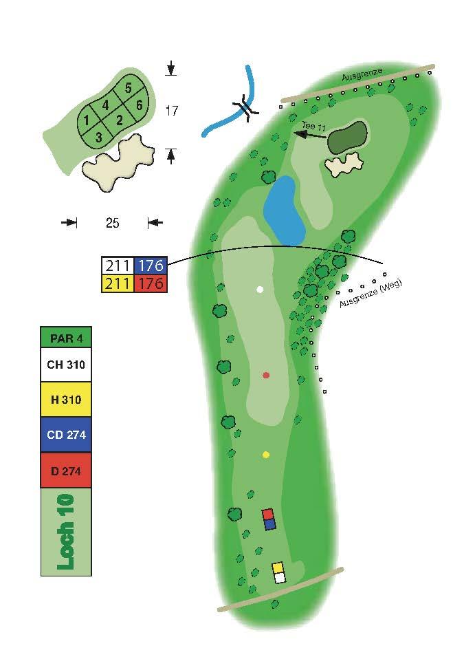 Golfclub Tuniberg Munzingen Birdie Book Seite 15