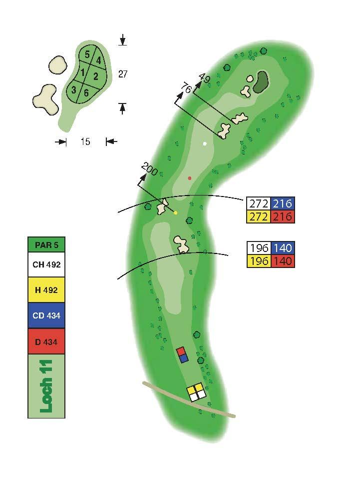 Golfclub Tuniberg Munzingen Birdie Book Seite 16