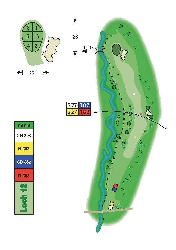 Golfclub Tuniberg Munzingen Birdie Book Seite 17