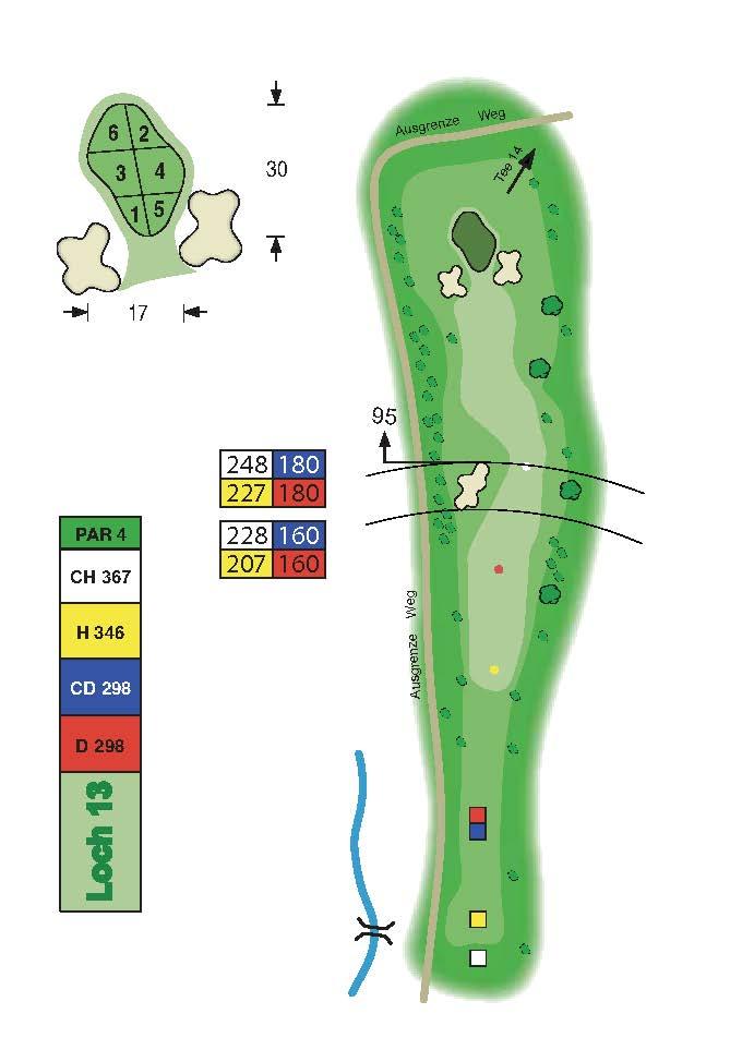 Golfclub Tuniberg Munzingen Birdie Book Seite 18