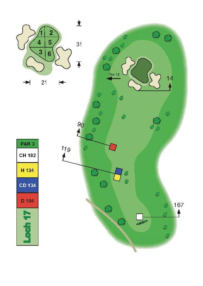 Golfclub Tuniberg Munzingen Birdie Book Seite 22