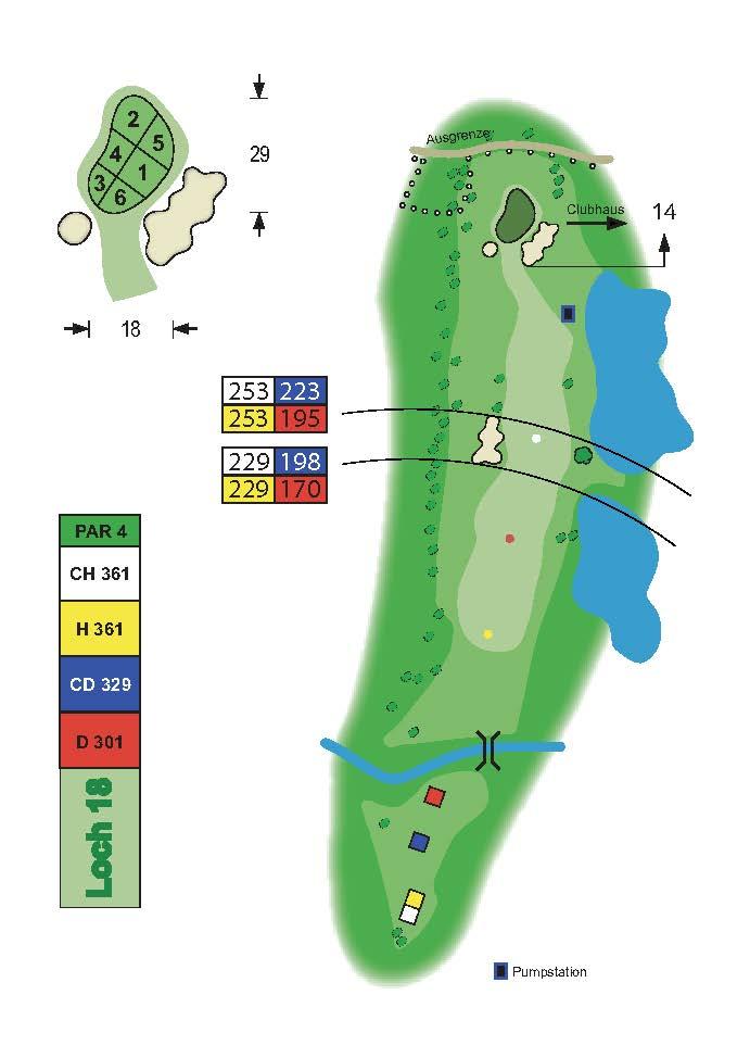 Golfclub Tuniberg Munzingen Birdie Book Seite 23