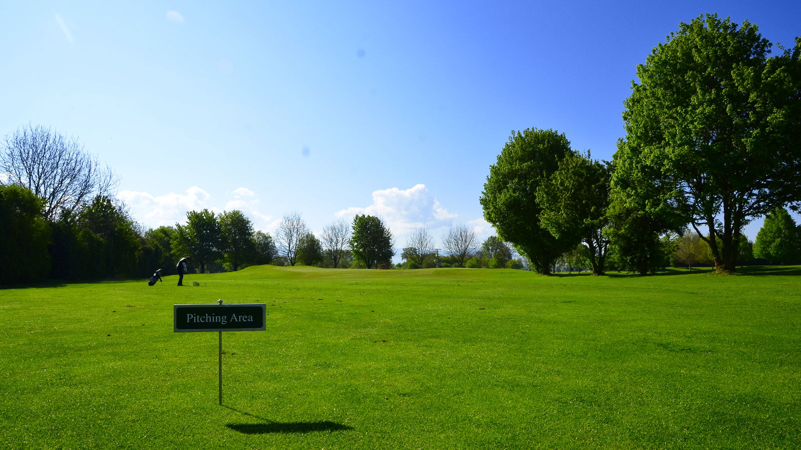 Golfclub Tuniberg Munzingen Pitching