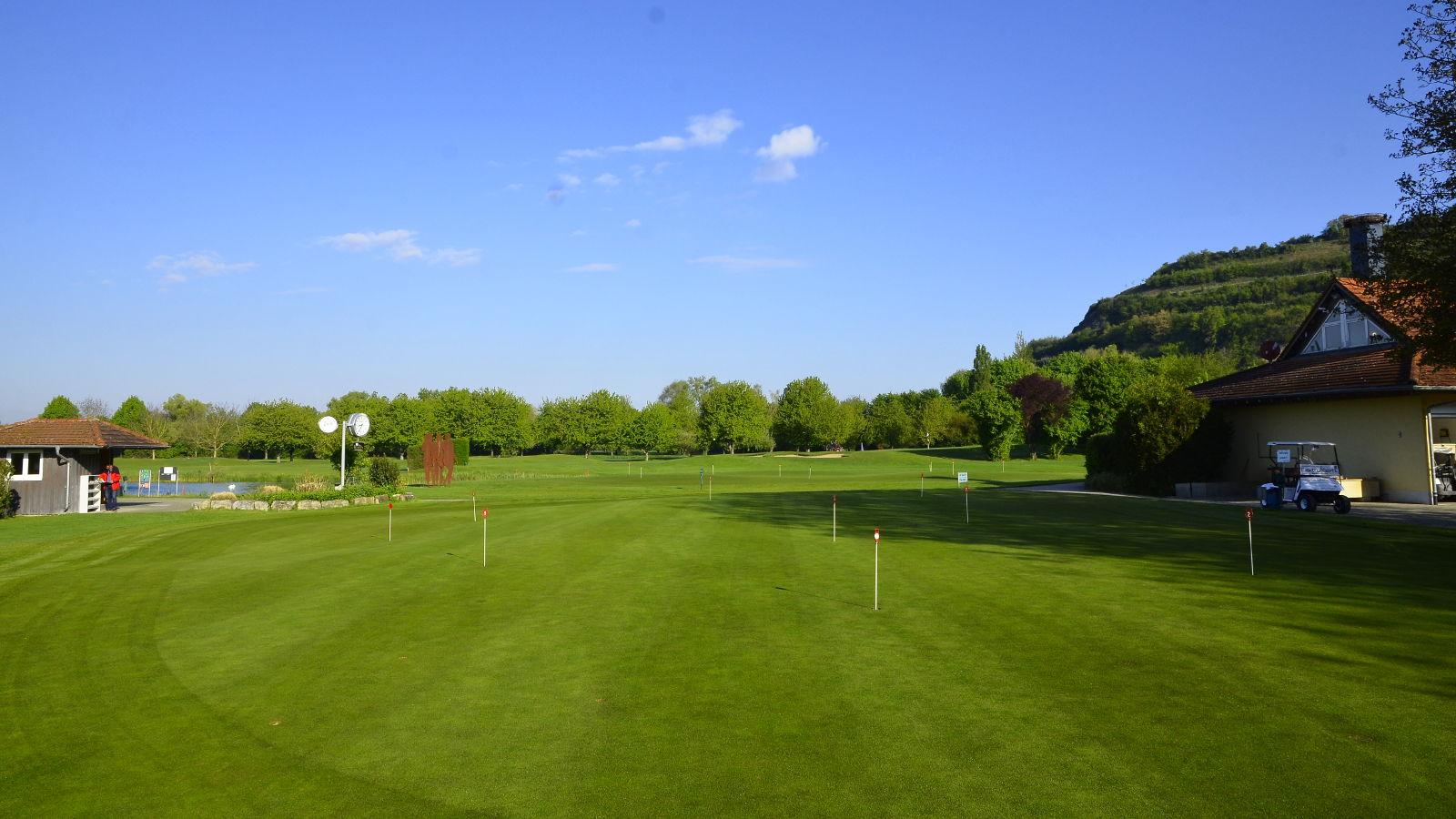 Golfclub Tuniberg Munzingen Putting