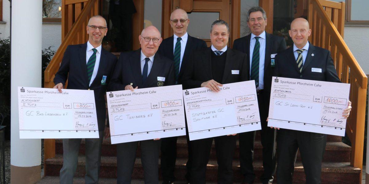 Golfclub Tuniberg Munzingen Sponsoren Zukunftspreis-2015
